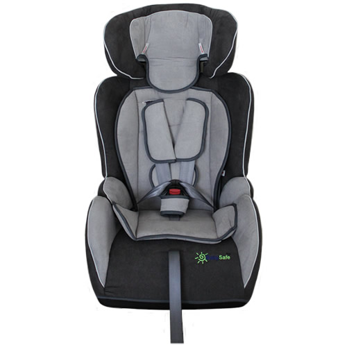 3 in 1 Car Seat+ Booster Seat + Half Booster. Extra Soft Padding